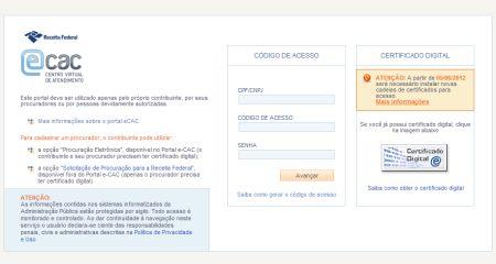 552832 irpf consultar numero de recibo de declaracao pela internet 1 IRPF   Consultar Número de Recibo de Declaração pela Internet