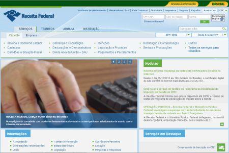 552832 irpf consultar numero de recibo de declaracao pela internet 3 IRPF   Consultar Número de Recibo de Declaração pela Internet