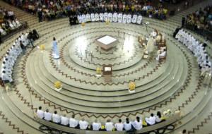 Os maiores templos religiosos do Brasil