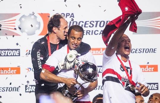 São Paulo conquista Copa Sul-Americana