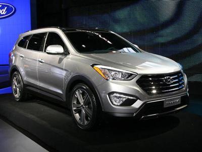 553245 Hyundai Santa Fé 2013 – novo modelo de SUV Hyundai Santa Fé 2013: novo modelo de SUV