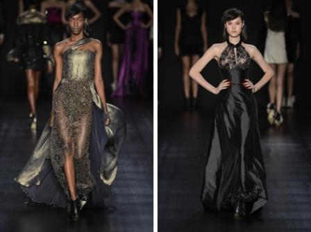 553574 Fique de olho nas tendências da moda. Foto divulgação Vestidos de festa inverno 2013: fotos