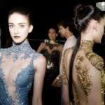 553574 Vários modelos de vestidos foram apresentados no SPFW. Foto divulgação 150x150 Vestidos de festa inverno 2013: fotos