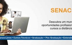 Cursos EaD Senac Amapá 2016