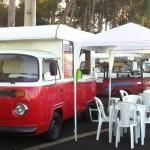 554659 A Kombi é um dos carros preferidos para lanchonetes ambulantes. 150x150 Fotos de Kombis antigas e atuais