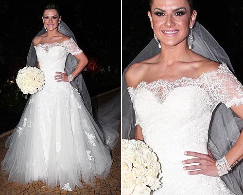 555045 Vestidos de noiva com manguinha fotos 13 Vestidos de noiva com manguinha: fotos