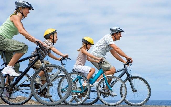 555345 Andar de bicleta traz grandes benefícios á saúde do inidivíduo. Foto divulgação.ashx  Andar de bicicleta: benefícios