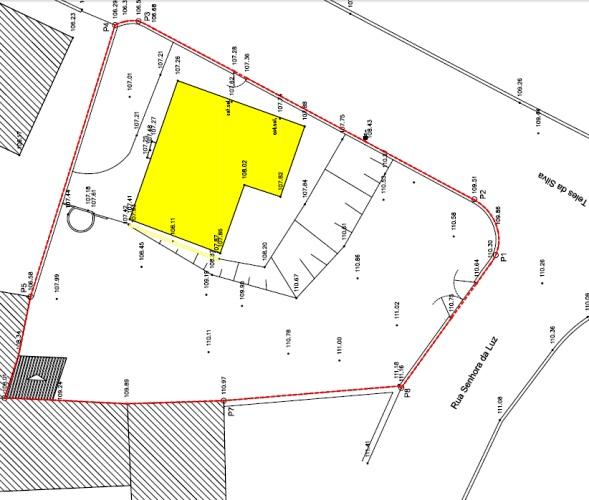 555593 Receber um croqui da localização e medidas do terreno é fundamental. Cuidados ao comprar terreno