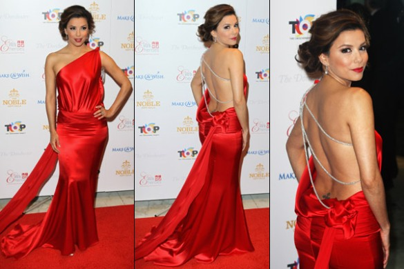 555932 Os vestidos com decotes nas costas deixam o visual muito sensual e elegante. Foto divulgação Vestidos com decote nas costas: modelos, fotos