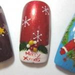556935 O uso de unhas postiças é uma alternativa interessante. 150x150 Unhas decoradas com motivos natalinos: fotos