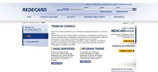557666 programa redecard talentos em ti 2013 1 Programa Redecard Talentos em TI 2013