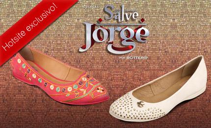 558077 coleção Salve Jorge por Bottero 03 Sapatilhas Bottero Salve Jorge