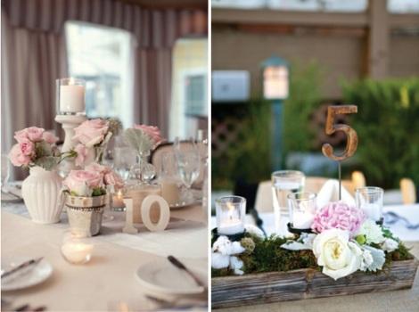558946 Mesas de convidados de casamento dicas de decoração 2 Mesas de convidados de casamento: dicas de decoração