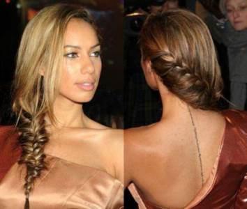 560079 Penteado de cabelo para o lado dicas passo a passo.3 Penteado de cabelo para o lado: dicas, passo a passo