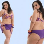 561315 A moda plus size possui cortes reveladores porém mais adequados às mulheres cheia de curvas. 150x150 Biquínis plus size 2013: fotos, tendências