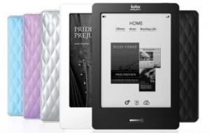 Kobo, e-reader: informações, preços