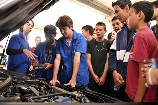 56153 SENAI Ponta Grossa Cursos Técnicos Profissionalizantes PR SENAI Ponta Grossa Cursos Técnicos Profissionalizantes PR
