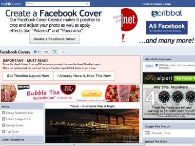 561603 sites para criar fotos de capa para facebook 1 Sites para criar fotos de capa para Facebook