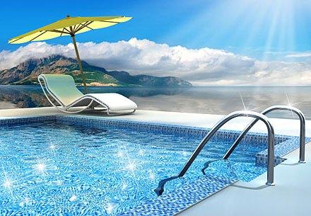 Piscina com gua verde como limpar for Aclarar agua piscina verde