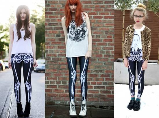 562511 legging colorida modelos como usar 1 Legging colorida: modelos, como usar