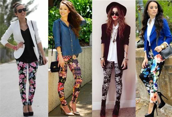 562511 legging colorida modelos como usar 3 Legging colorida: modelos, como usar