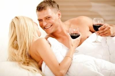562551 A bebida alcoólica pode ocasionar sono. Foto divulgação Alimentos para evitar antes do sexo