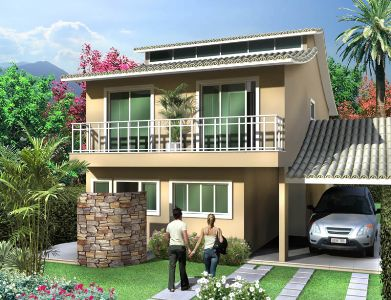56306 Planta de Casas com 4 Quartos 2 Planta de Casas com 4 Quartos