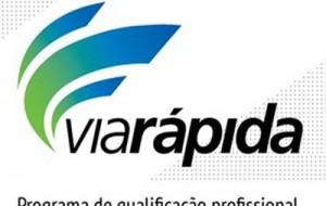Cursos gratuitos Via Rápida SP 2013: inscrições