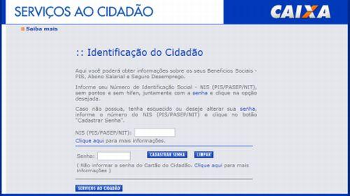 563990 como consultar pis na internet 2 Como consultar PIS na internet