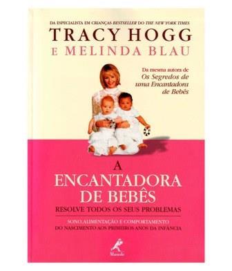 564835 A encantadora de bebês Livros para mães de primeira viagem