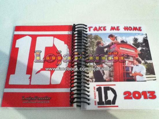 565437 material escolar do one direction 2 Material escolar do One Direction