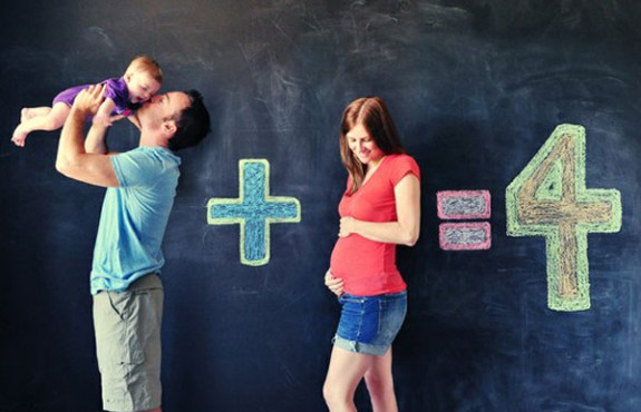 566204 566204 Aposte nas formas criativas de anunciar a chegada do bebê. Foto divulgação  Maneiras criativas de anunciar uma gravidez