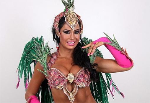566723 Carnaval 2013 rainhas de bateria do Rio de Janeiro 1 Carnaval 2013: rainhas de bateria do Rio de Janeiro