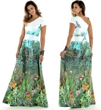 567555 Vestidos longos verão 2013 dicas para usar 2 Vestidos longos verão 2013: dicas para usar