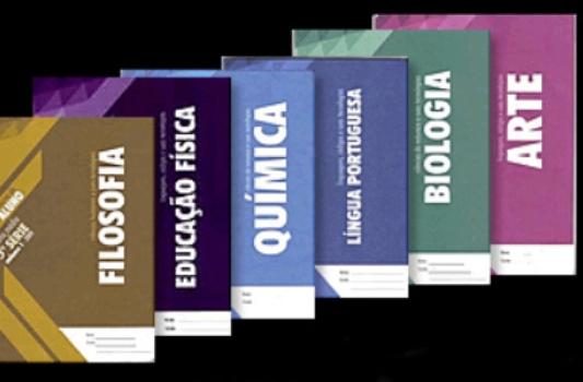 567908 Cadernos do aluno 2013 1 Cadernos do aluno 2013