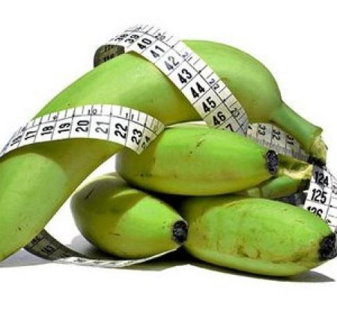 568026 A farinha de banana verde atua na prevenção de várias doenças. Foto divulgação Farinha de banana verde: benefícios