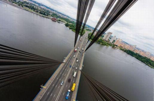568045 É preciso superar o medo de altura. Foto divulgação Medo de altura: como superar