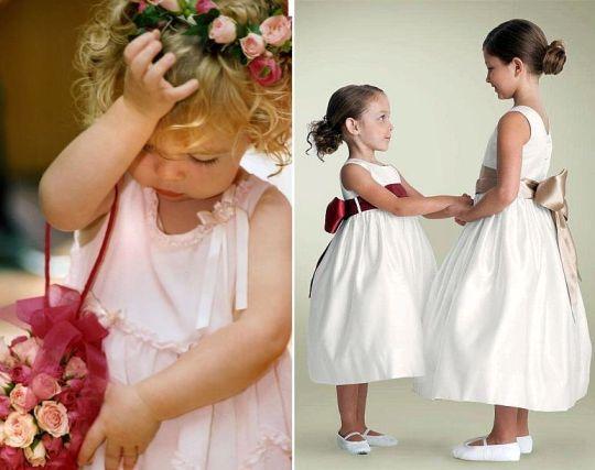 568649 Vários penteados podem ser feitos nas daminhas de honra. Foto divulgação  Penteados para madrinhas e daminhas: fotos