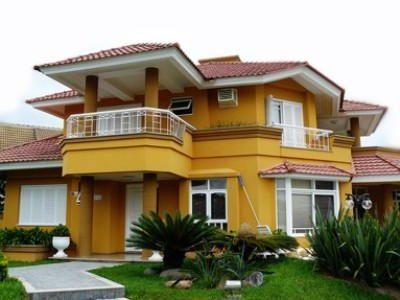 Fachadas de casas luxuosas fotos for Casas imagenes fachadas