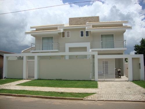 568838 Fachadas de casas luxuosas fotos 03 Fachadas de casas luxuosas: fotos