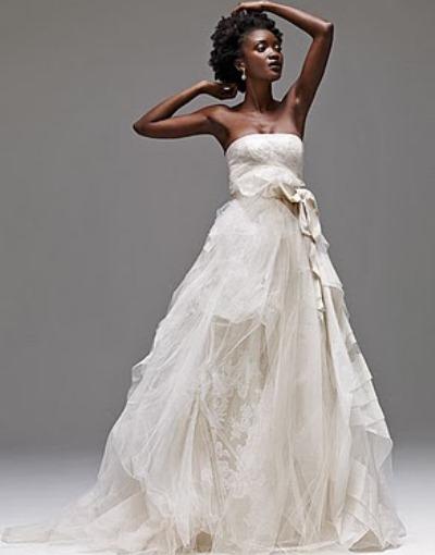 569237 Vestidos para noivas negras dicas fotos.1 Vestidos para noivas negras: dicas, fotos