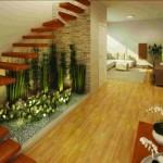 569278 Eles podem ser feitos embaixo das escadas. Foto divulgação 150x150 Jardim de inverno em apartamento: fotos