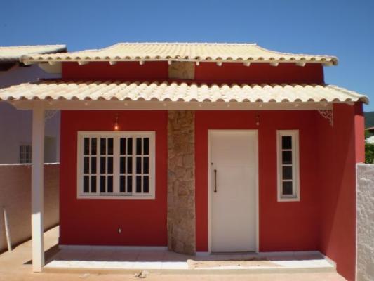 Baton rosaa decorando meu cantinho fachadas de casas - Casas de moda ...
