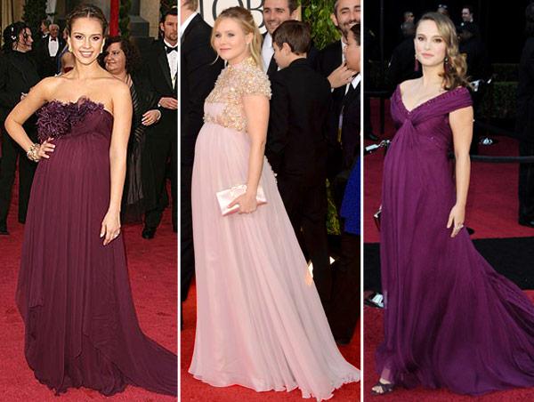 569986 Vestidos para madrinhas de casamento grávidas 05 Vestidos para madrinhas de casamento grávidas: fotos