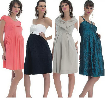 569986 Vestidos para madrinhas de casamento grávidas 09 Vestidos para madrinhas de casamento grávidas: fotos