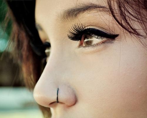 570004 Modelos de piercing no nariz fotos.3 Modelos de piercing no nariz: fotos