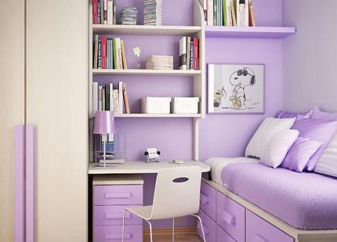 570057 Decoração lilás para quartos dicas 1 Decoração lilás para quartos: dicas