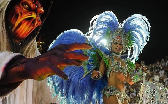 Temas samba enredo Carnaval 2013 Rio de Janeiro