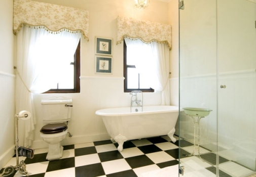 571276 Banheiro com banheira fotos 1 Banheiro com banheira: fotos