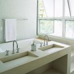 571276 Banheiro com banheira fotos 11 150x150 Banheiro com banheira: fotos
